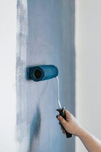 peinture rouleau