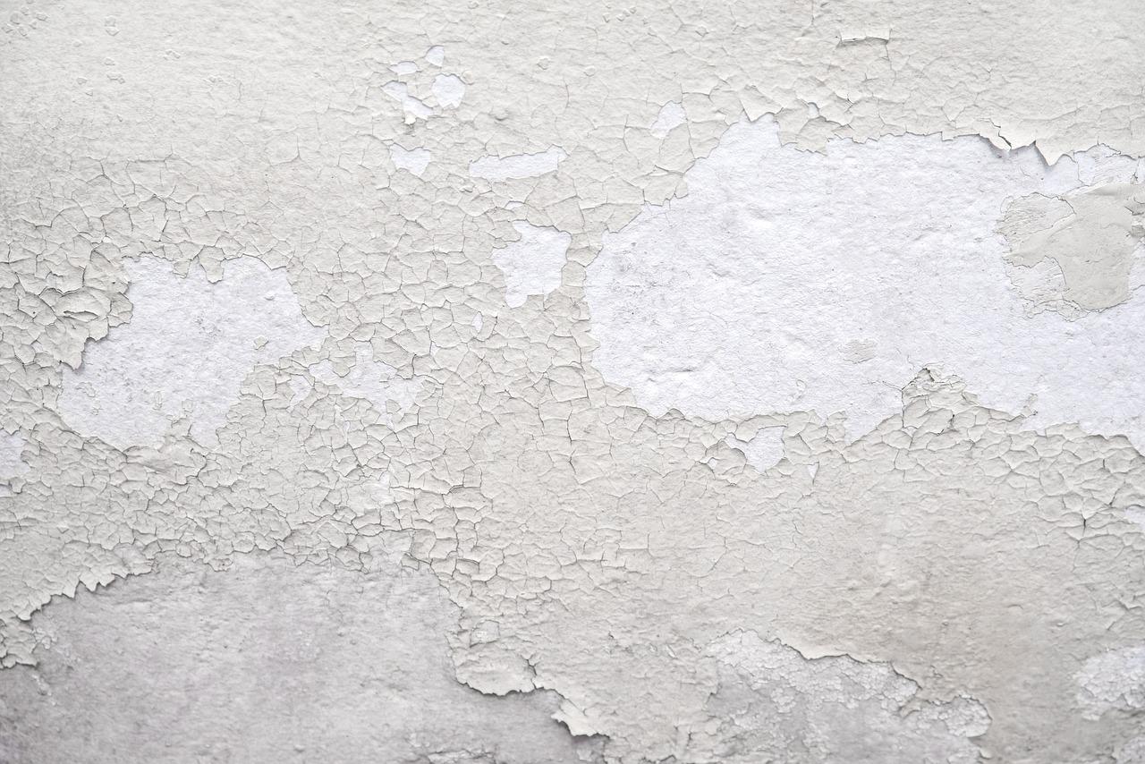 Mur cloque